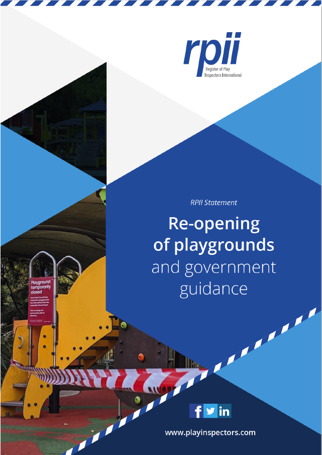 Image preview of Re-opening of playground and government guidance